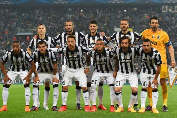 El Juventus Stadium fue el escenario donde se enfrentaron merengues y bi...
