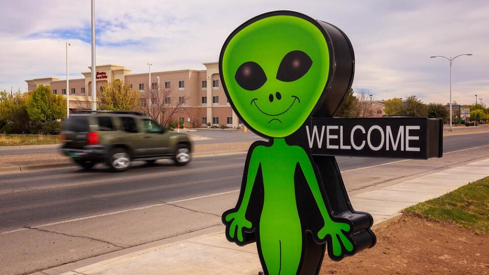 aliens - extraterrestres