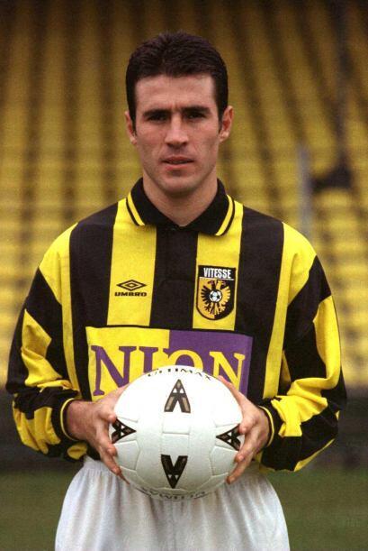 El primer futbolista mexicano en jugar en la liga holandesa fue Joaqu&ia...