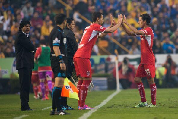 El técnico José Saturnino Cardozo intentó ser m&aac...