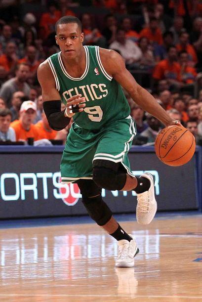 8 - Rajon Rondo de los Celtics de Boston. Es el mejor movedor de esta li...