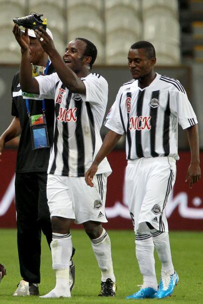 A los 85 minutos, y con un Inter jugado al ataque, apareció Kaluy...