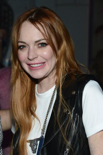 Lindsay Lohan se portó bien.  Mira aquí los videos m&aacut...