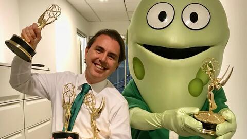 Atención Atención ganó cuatro nuevos premios Emmy r...