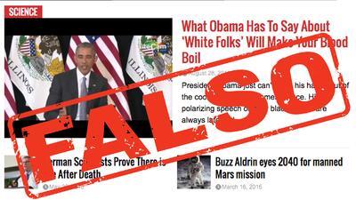 Resultado de imagen para noticias falsas