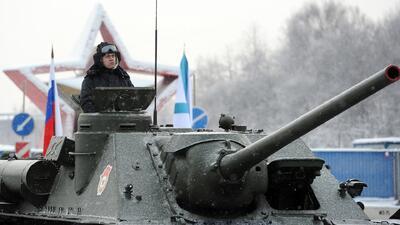 EEUU suspende cooperación militar con Rusia