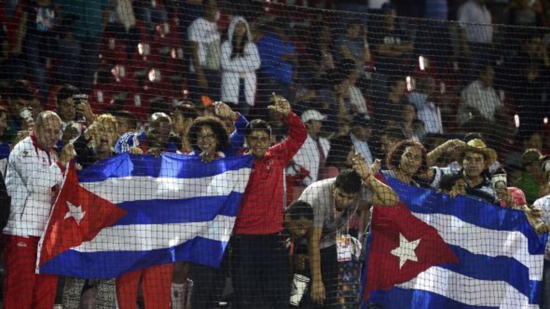 """""""No debemos confrontar problemas con el equipo de Cuba ya que solo falta..."""