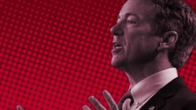 Rand Paul, candidato republicano