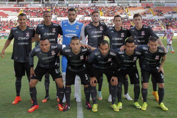 El resto del Grupo 1 lo conforman Mineros de Zacatecas, Gallos Blancos y...