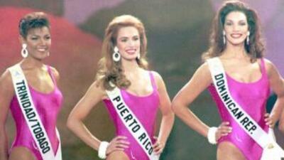 Desirée Lowry, Miss Universe Puerto Rico 1995, sigue a la conquista del universo