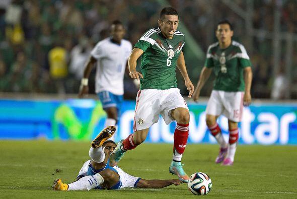Héctor Herrera, su estilo de juego y habilidad con el balón lo colocan c...