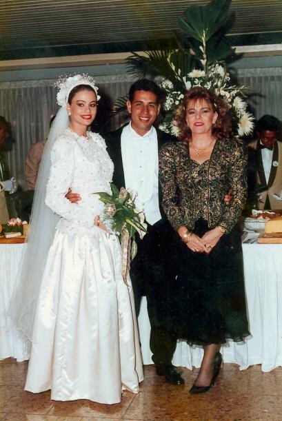 Sofía era apenas una adolescente cuando le dio el sí a José Luis, a quie...