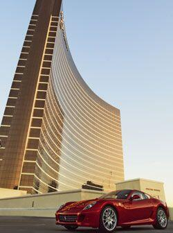 El 599 GTB ofrece una experiencia de manejo mucho más segura y más agrad...