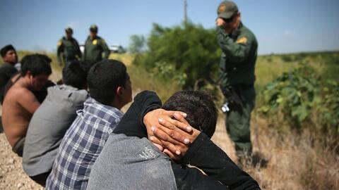 EEUU confirma polémica medida de enviar a inmigrantes no mexicanos al ot...