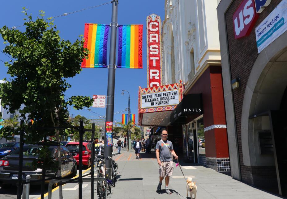 Castro, el barrio que fue pionero en las luchas del colectivo LGBT