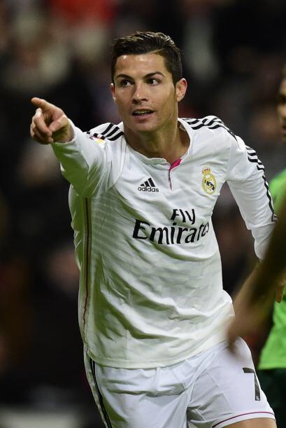 Ya en diciembre el Real Madrid volvió a tener una feria de goles primero...