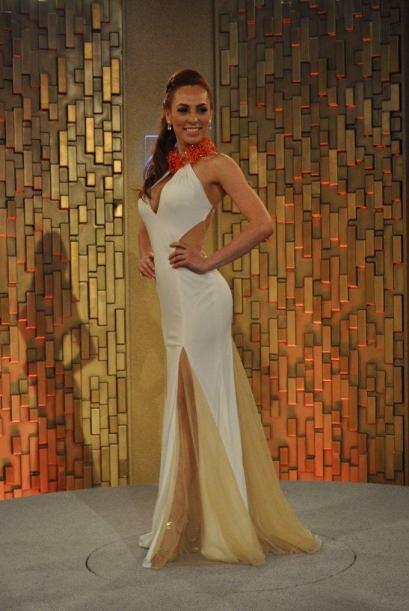 Prissila Sánchez, nuestra mexicana de cabello rojo.