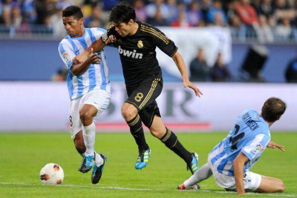'Mou' armó un equipo ofensivo. Puso a Kaká, Di María, CR7 e Higuaín.