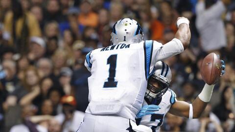 Panthers 41-38 Saints: SuperCAM y Carolina llegan a 12 - 0 como campeón...