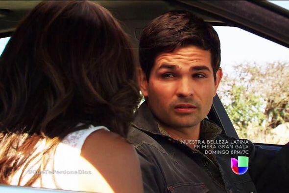 Como te dijo Diego, lo bondadosa y lo linda lo tienes de Renata.