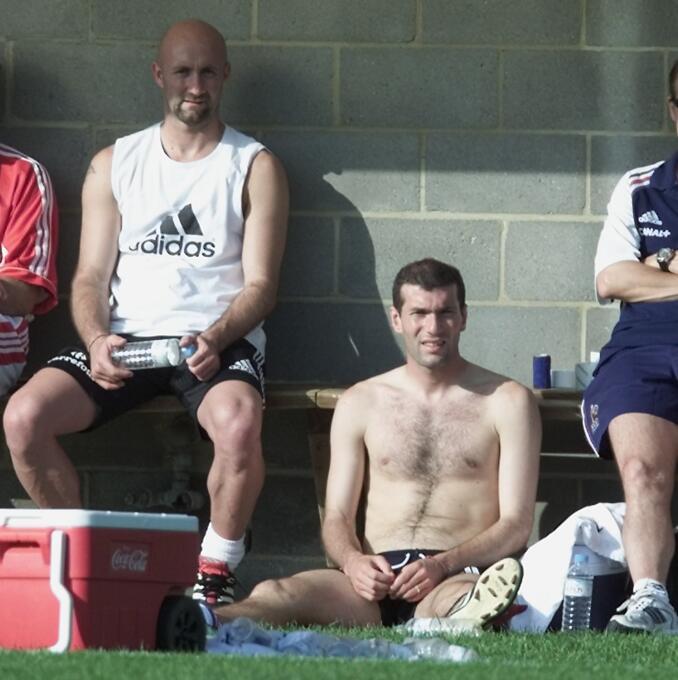 Enhorabuena, Míster Merengue Zinedine Zidane GettyImages-111343739.jpg