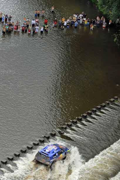 Sainz ahora acumula 18 triunfos de etapa en la historia del Rally Dakar.