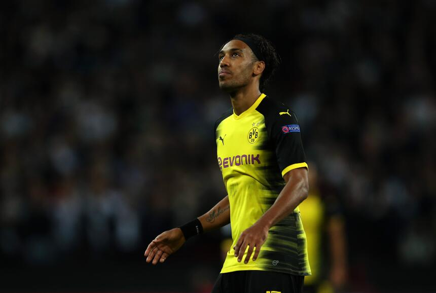 29. Pierre-Emerick Aubameyang (Borussia Dortmund) - Puntaje: 88