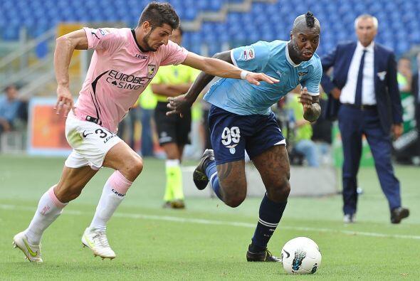 Palermo dio muestras de un gran trabajo en su zona baja.
