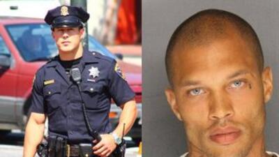 El oficial de San Francisco es Chris Kohrs le hace competencia al sexy c...