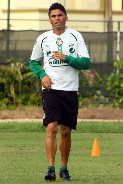 Carlos Adrián Morales quedó a deber la temporada pasada, ahora le toca s...