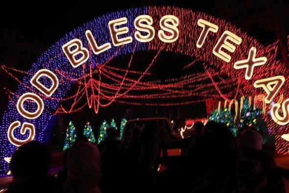 Si quieres experimentar una Navidad con estilo texano entonces tienes qu...