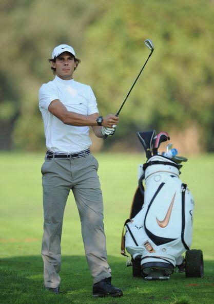 Rafael Nadal ostenta el número dos del ránking mundial de la ATP por deb...