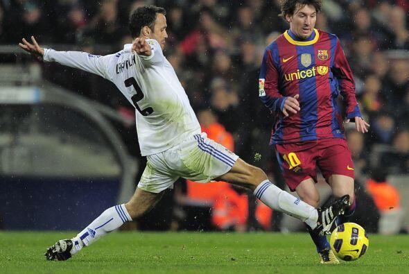 Messi, pese a que no marcó un solo gol, fue un dolor de cabeza para los...