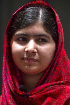 Con tan sólo 17 años, Malala ha recibido el Premio Nobel de la Paz. Ha s...