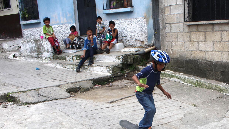 Guatemala skateboarding image 2