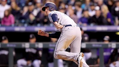MLB: Wil Myers bateó para el ciclo