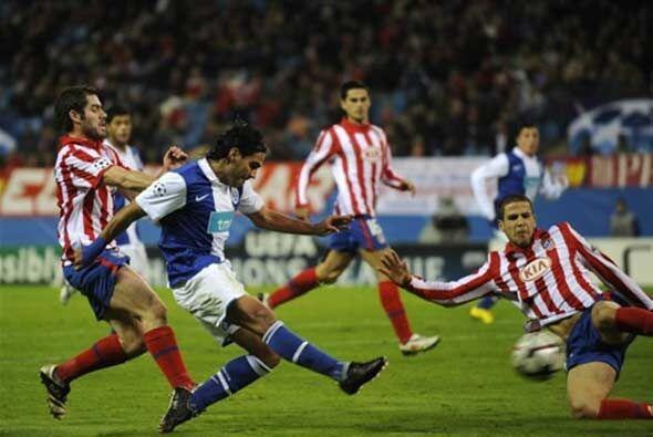 El Atlético de Madrid vivió otra jornada para el olvido en su propio campo.