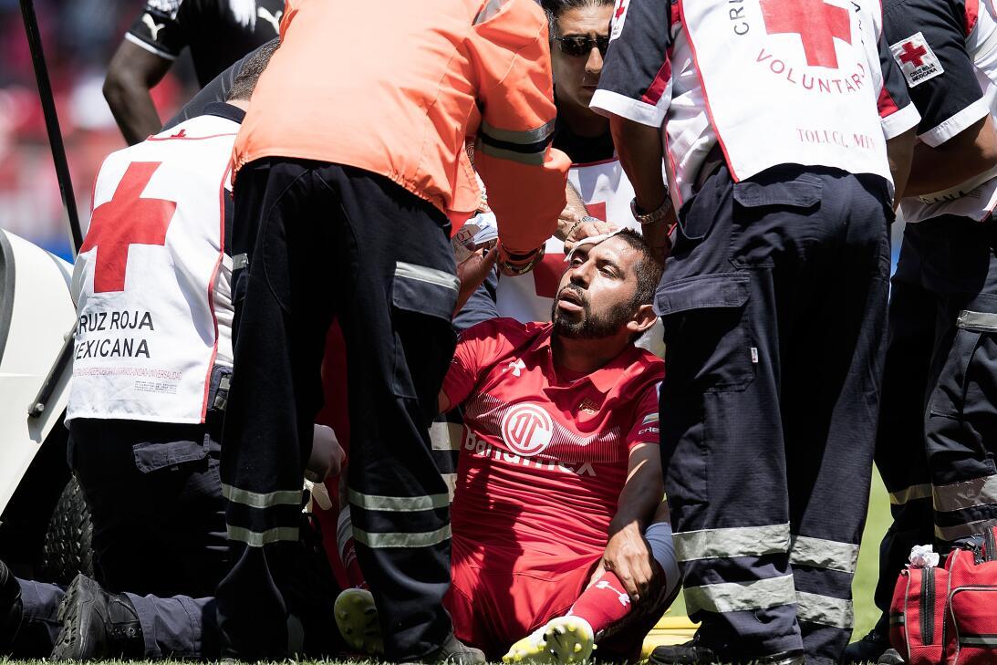 Los Diablos empatan ante Monterrey y recuperan el liderato general Erbin...