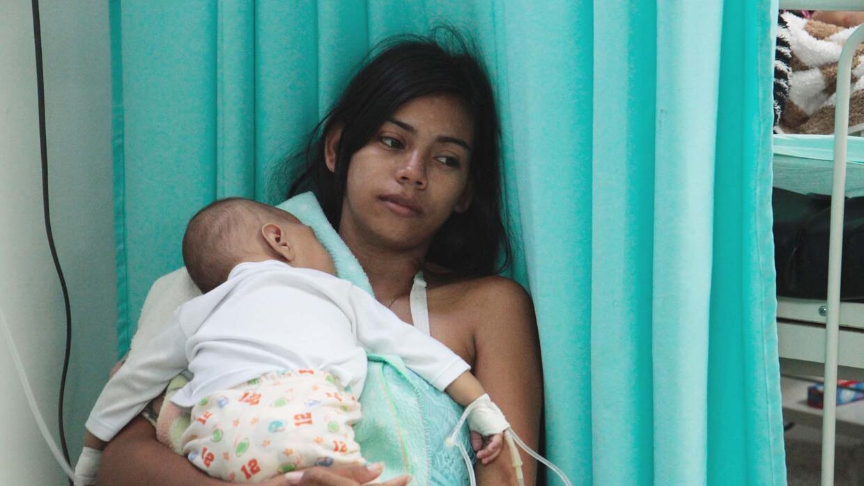 En fotos: La muerte del manifestante 'Neón' conmueve a Venezuela  2.jpg