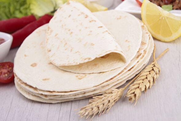 Tacos de desayuno enojados Adin Langille, chef ejecutivo de David Burke...