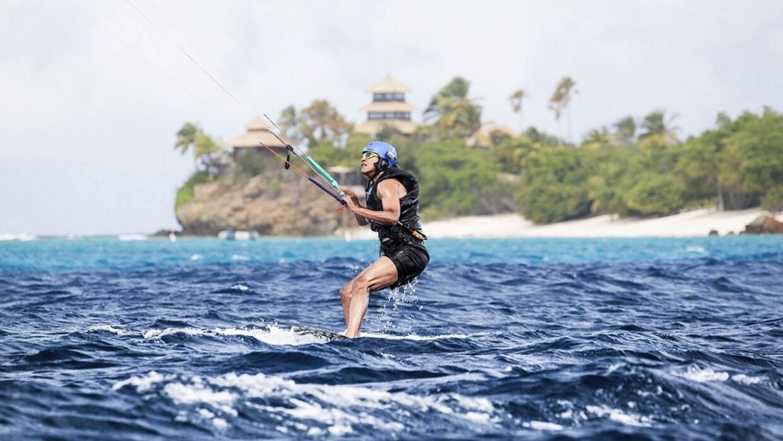 Barack Obama disfruta de sus vacaciones tras dejar la Casa Blanca.