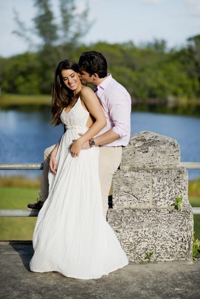 No cabe duda de que Menéndez es un hombre comprometido, honesto, amoroso...