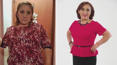 Yes You Can! Fanny Rendón bajó 52 libras y a los 57 años siente que volv...