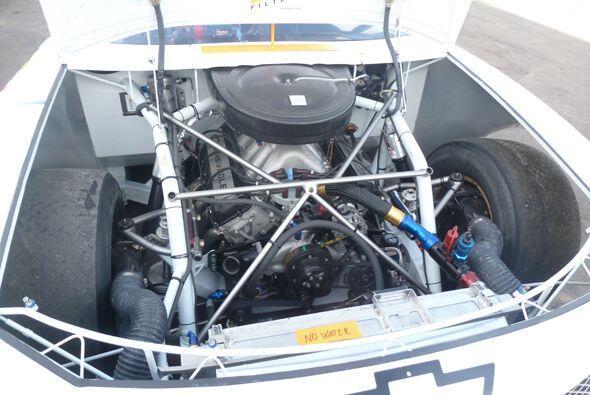 Su motor tiene mucha fuerza, por lo que no lo maneja cualquiera.