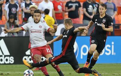 Hector Villalba, Russell Canouse  Atlanta United vs. DC United