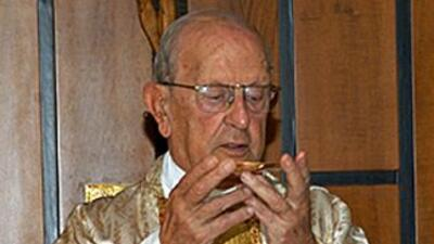 Marcial Maciel, fundador de los Legionarios de Cristo.