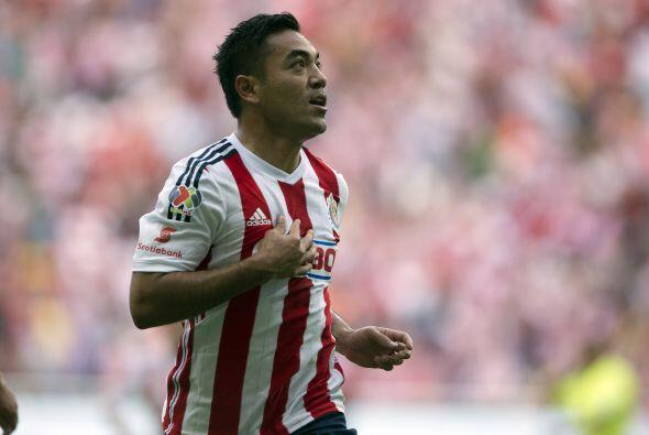 Marco Fabián se perderá las próximas 3 fechas con las Chivas debido a un...