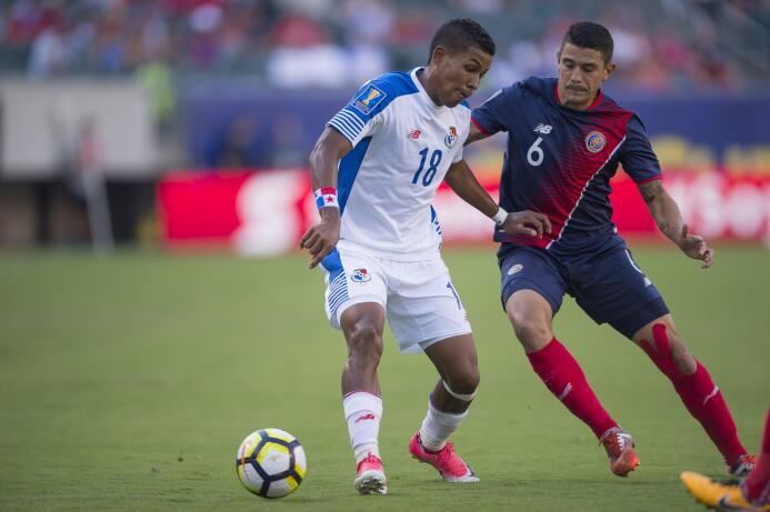 Con gol ajeno, Costa Rica se metió en semifinales de la Copa Oro al derr...