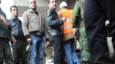 Los observadores han denuciado el hallazgo de cadáveres en Siria, por lo...
