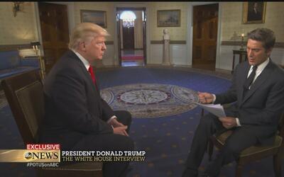 El miércoles 25 de enero ABC News emitió la entrevista de...